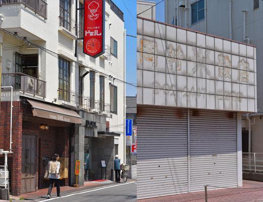 ご存知総持寺が生んだケーキの「ドエル」と、かつての「かみすな商店」