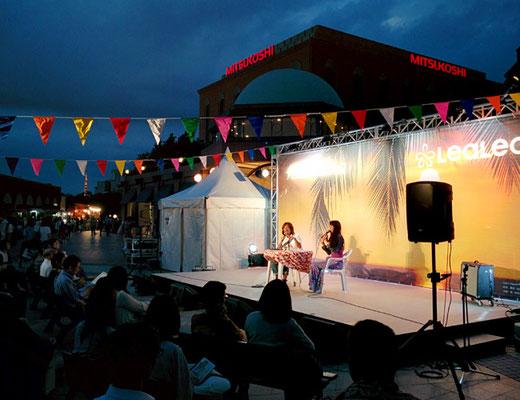 ハワイの達人、山下マヌー氏のトークショーが開催されました。