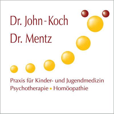 Logo für eine Kinderarztpraxis