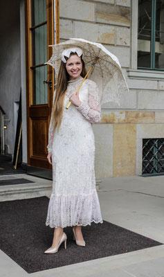 Hochzeitskleid original 20er