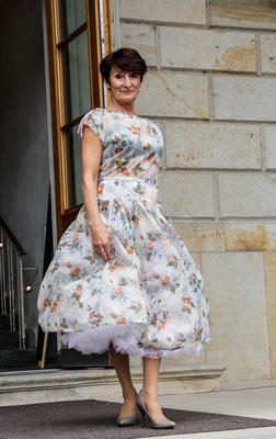 50er Jahre Kleid original Vintage