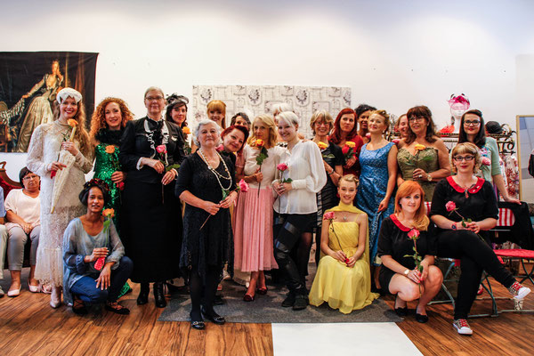 Vintage Party bei klennes