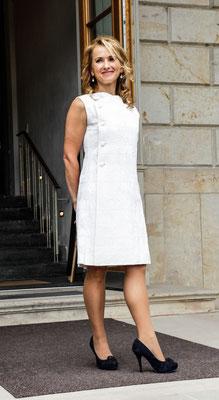 Vintage Kleid 70er Jahre Original