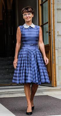 50er Jahre Kleid original - verkauft