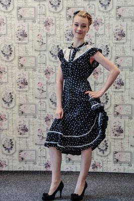 True Vintage Blümchenkleid