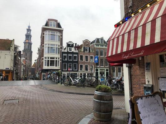Cafe Sonneveld Amsterdm