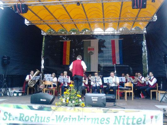17.08.2014 St.-Rochus-Weinkirmes in Nittel  (Copyright Iris Schütz)