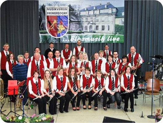 2010 Konzert Musikverein Fremersdorf (Copyright Musikverein Fremersdorf e.V.)