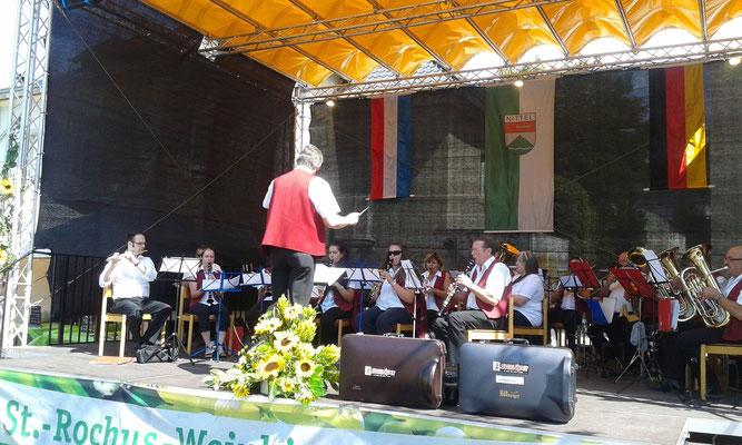 23.08.2015 St.-Rochus-Weinkirmes in Nittel  (Copyright Iris Schütz)