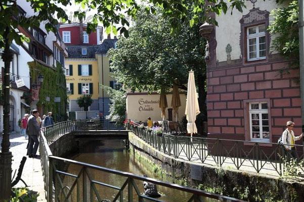 En direction de l´ Augustiner Platz