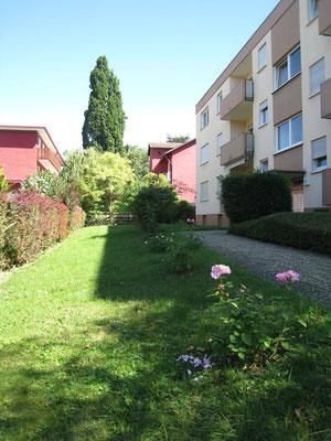 """L´entré de la maison """"Appartement an der Quelle"""", Ferienwohnung Bad Krozingen, Ruppenthal"""