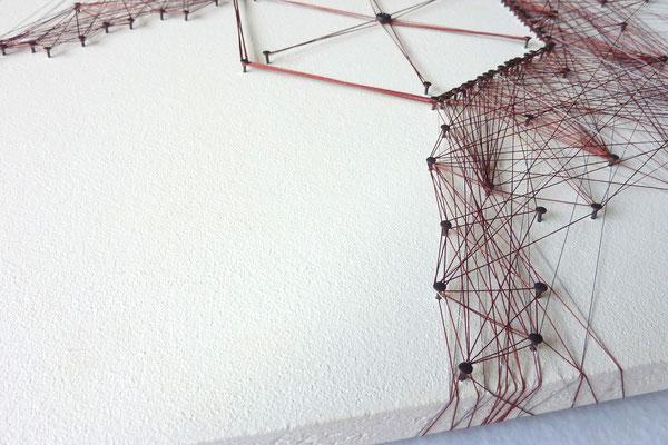 string art nr. 4   -    not for sale