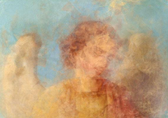 2020-03-30 « Ange », peinture numérique, 30 x 21 cm ©sylvie lander