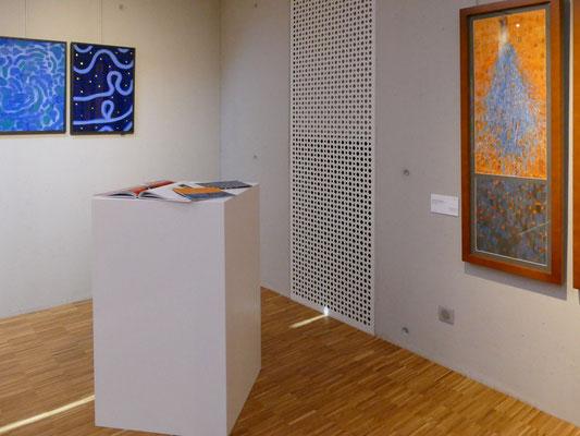 Sylvie Lander/ Exposition/ Fenêtres ouvertes : une poésie du vivant/ Maison-Albert-Schweitzer-2021