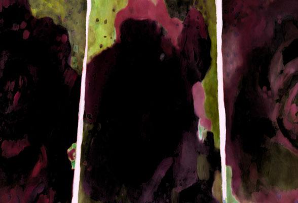 2020-03-26 « Ombre », peinture numérique, 30 x 21 cm ©sylvie lander