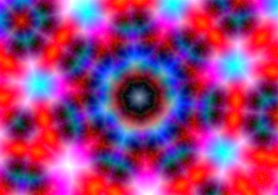 2020-04-27 « Rose », peinture numérique, 30 x 21 cm ©sylvie lander