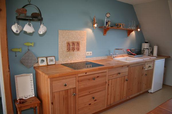 Westerheide Sylt Pieper Wohnung 1 Küche