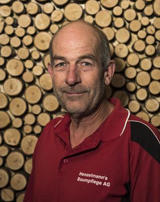 Beat Henzelmann, Baumpflegespezialist FA, Geschäftsführer