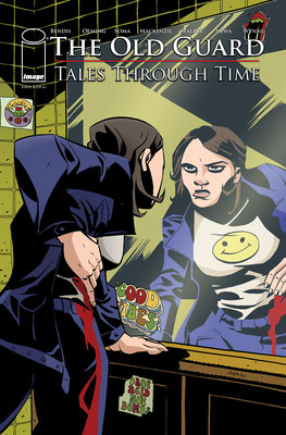 """Cover """"B"""" by Michael Avon Oeming and Taki Soma"""