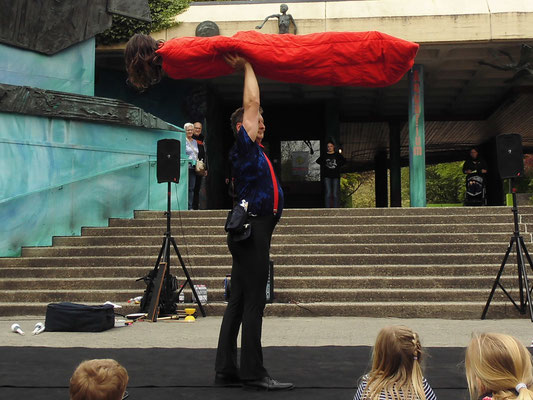 Comedy Akrobatik Dirty Dancing