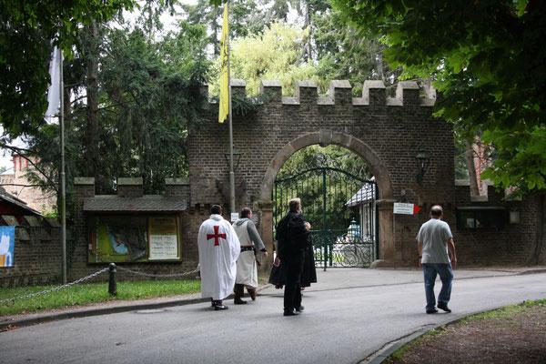 1 Einagang/Entrance