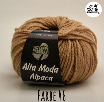 Alta Moda Alpaca Farbe 46 Lana Grossa Angebot günstig