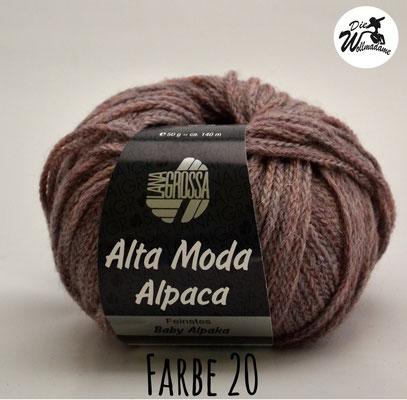 Alta Moda Alpaca Farbe 20 Lana Grossa Angebot günstig