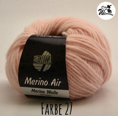 Merino Air Farbe 27 rosa Lana Grossa Angebot