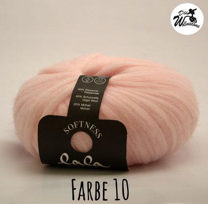 Lala Berlin Softness Farbe 10 rosa Lana Grossa Angebot