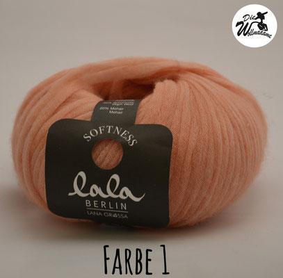 Lala Berlin Softness Farbe 1 pfirsich Lana Grossa Angebot