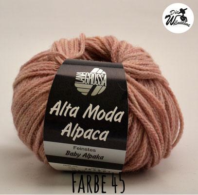 Alta Moda Alpaca Farbe 33 Lana Grossa Angebot günstig