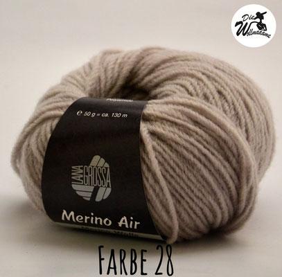 Merino Air Farbe 28 zartlila Lana Grossa Angebot