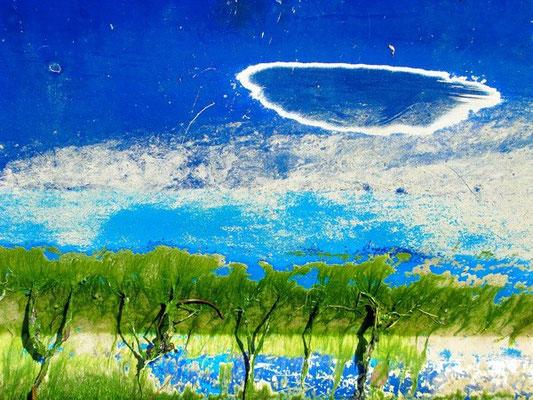 2 - Ploumanac'h 11 - 40 X 52 - impression sur toile