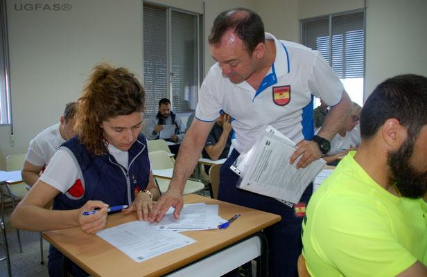 Evaluación de conocimientos