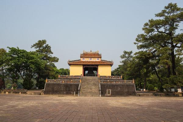 Kai Dinh Tomb Kaisergrab