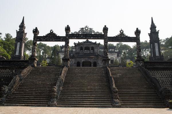 Minh Mang Tomb Kaisergrab