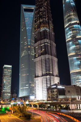 Pudong ( Finanzviertel )