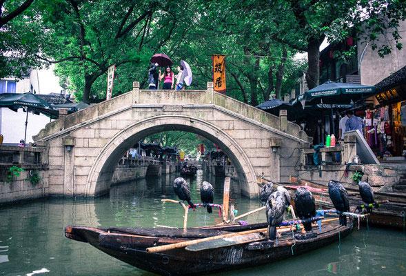 Die harmonische Sieben-Bogen-Brücke aus der Südlichen Song-Dynastie (1127-1279)