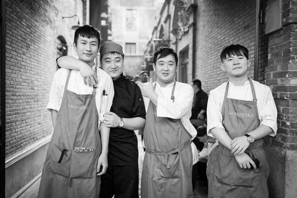 die Köche von Shanghai