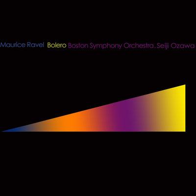 Die musikalische Struktur des Bolero, dieses langsame Crescendo, war die Idee zu diesem Cover.