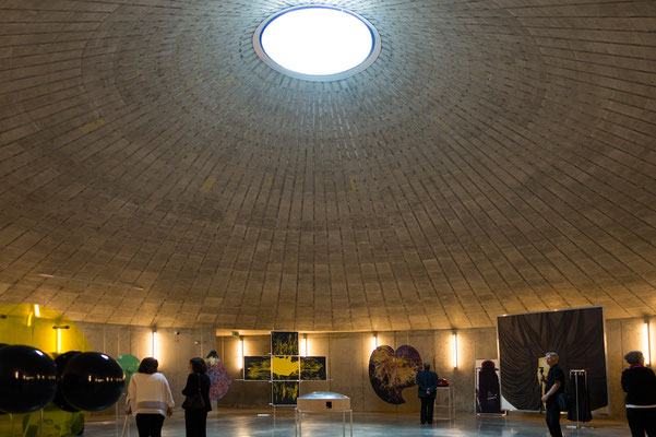 Skulpturendepot - heuer ganz im Zeichen von Cornelius Kolig