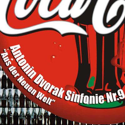 Coca Cola, Amerika, Neue Welt - Dvorak, Sinfonie Nr.9