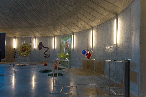 """Wunderbare Objekte aus dem Vorderberger """"Paradies"""" bespielen den pantheonartigen Kuppelsaal"""