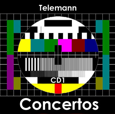 Telemann und Television. Ziemlich weit hergeholt aber humorvoll passend