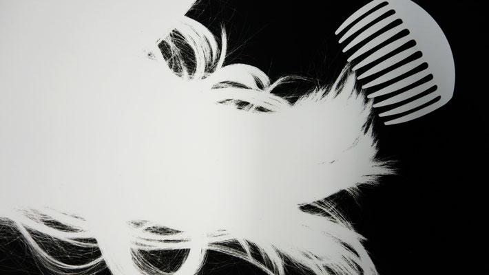 Haargenaue Abbildung
