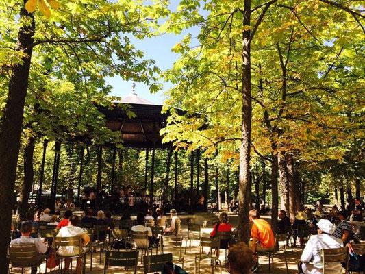 Jardin du Luxembourg Pavillon