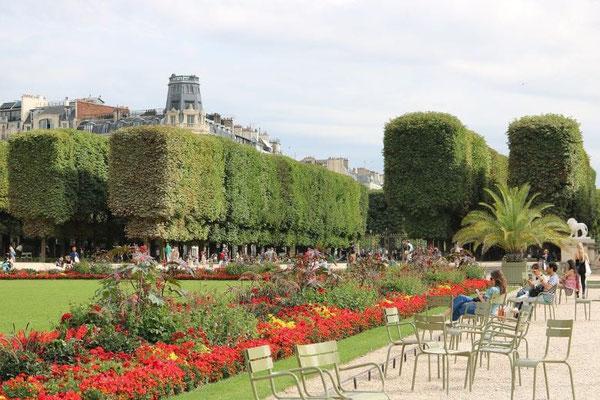 Jardin du Luxembourg Picknick