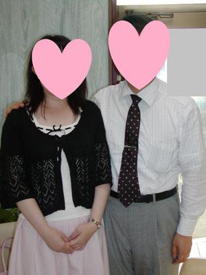 成婚になった会員様