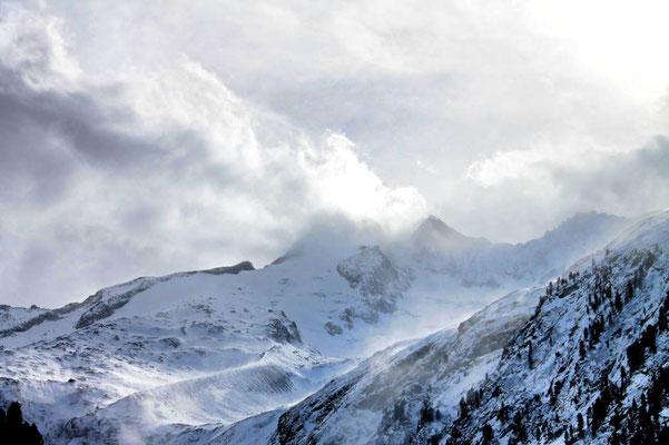 Wanderung Gerlos, Zillertaler Alpen