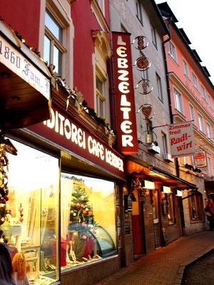 Lebzelterei Mariazell, Lebkuchen, Advent im Mariazellerland
